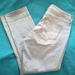 NYDJ Jeans Sheri Slim Ankle skinny light denim